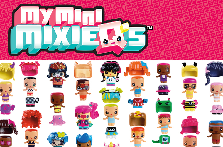 MY MINI MIXIE Q´S